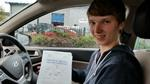Alex Lench passes driving test