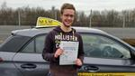 Rob Leith passed driving test