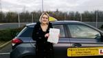 Kay Hall driving lessons testimonial