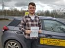 George Currier driving lessons testimonial