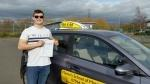 Ollie Dolmam testimonial after passing driving test